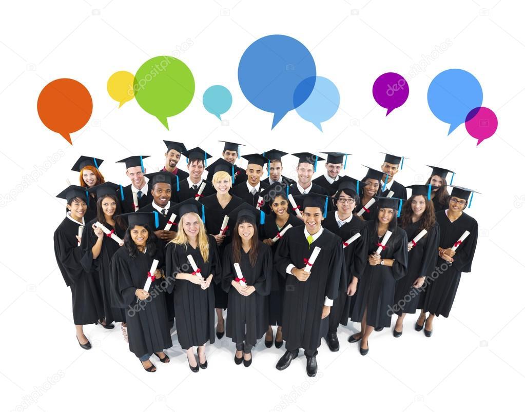 Social Media Of Graduation