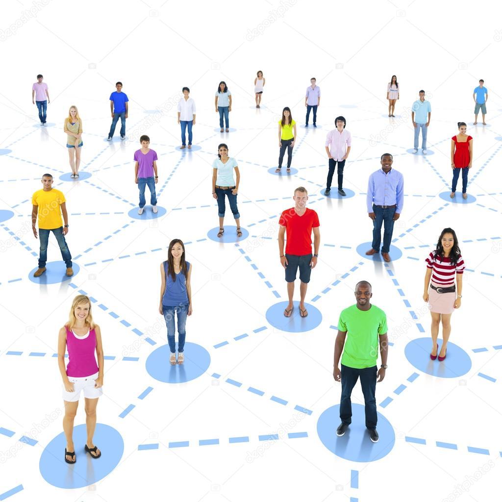 Image result for gente conectada imagen