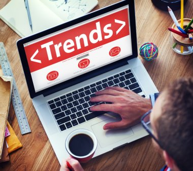 Man Using laptop New Trends