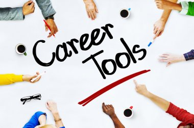 People and Career Tools Concepts