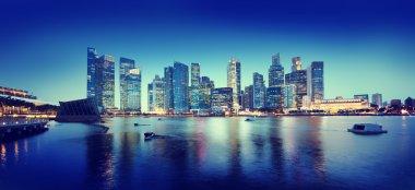 Panoramic Night Concept