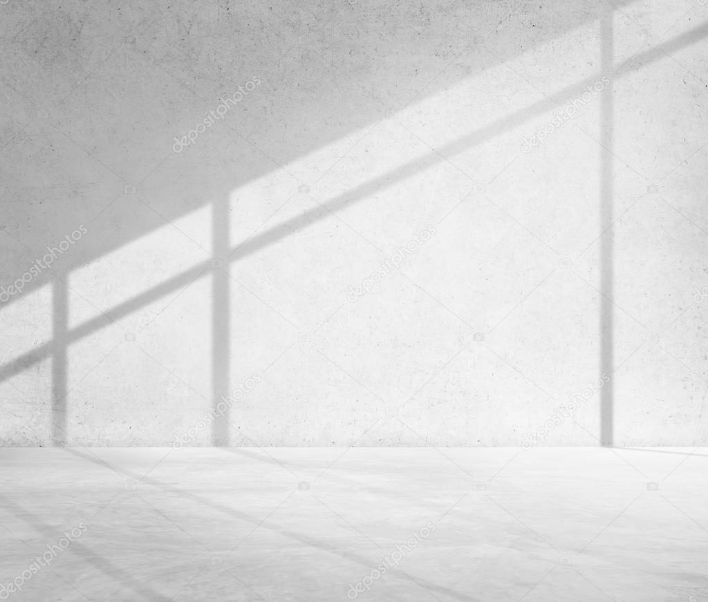 Concept de papier peint b ton chambre coin ombre ciment photo 71528405 - Beton muu room in ...