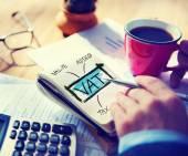 podnikatelský koncept DPH