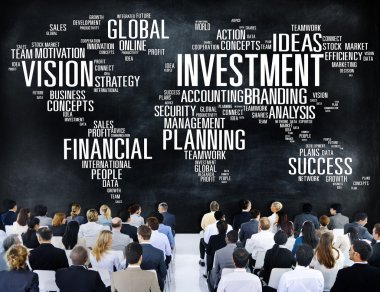 Investment Global Business Concept