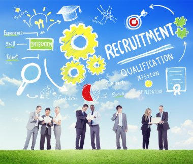 Business Recruitment Concept