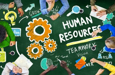 Human Resources Employment Concept