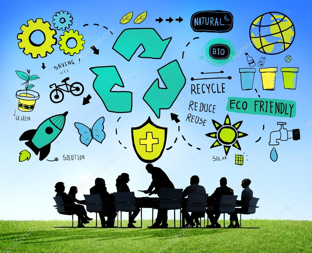 Recycle Eco Concept
