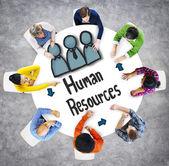 Fotografie Human Resources Concepts