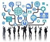 Rozdílní lidé a globální komunikační koncept