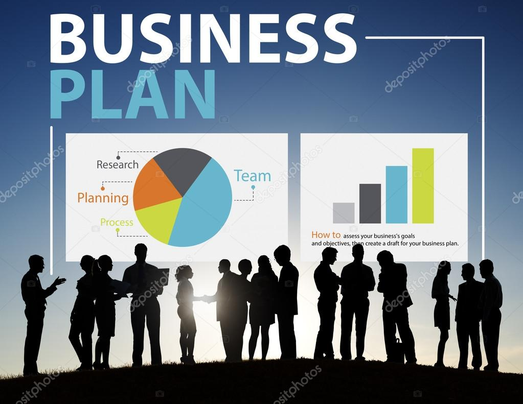 Business-plan stock photos