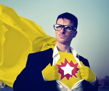 Star Strong Superhero