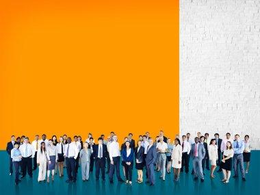 Diversity Business People Community