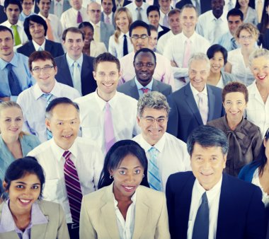 Diversity Business People Corporate Team