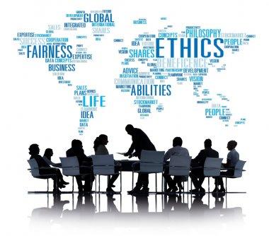 Ideals Morals Standards Concept