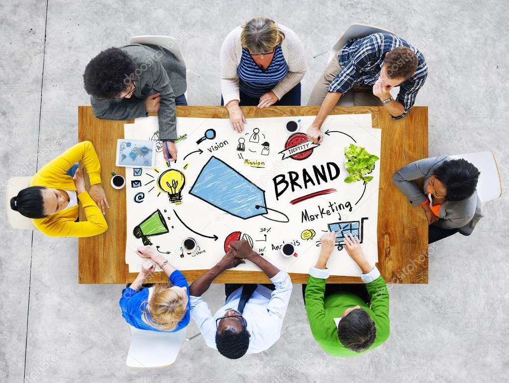 Meeting Marketing Brand Concept