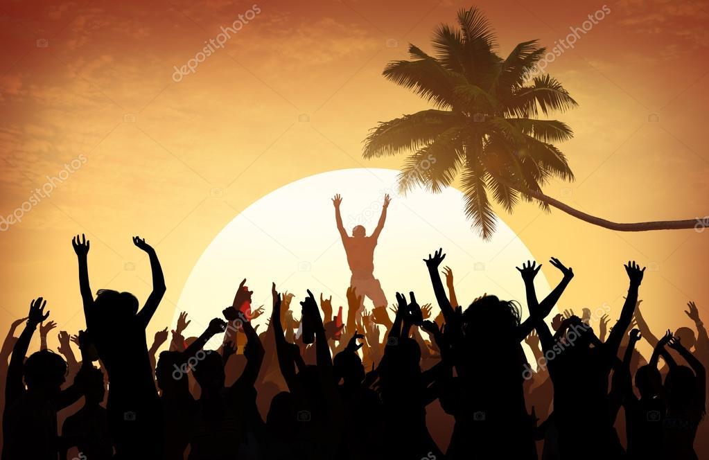 Beach Summer Music Concert