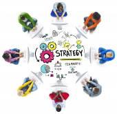 Strategie řešení taktiky týmové pojetí