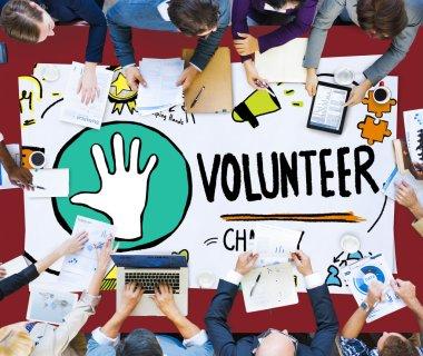 Volunteer Charity Help Concept