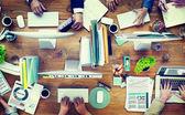 Nastartovat konference setkání koncept