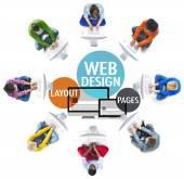 Webový obsah koncepce