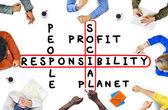 Fotografie Social Responsibility Concept
