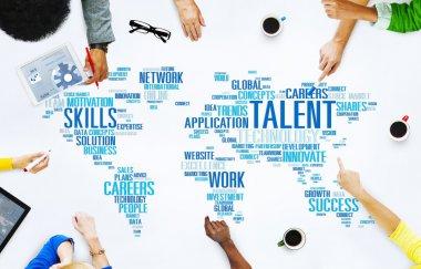 Talent Expertise Genius Skills Professional