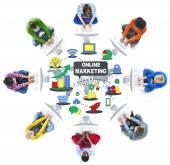 Lidé a on-line marketingové koncepce