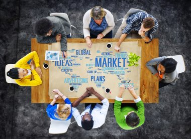 Market Business Global Business Marketing Commerce