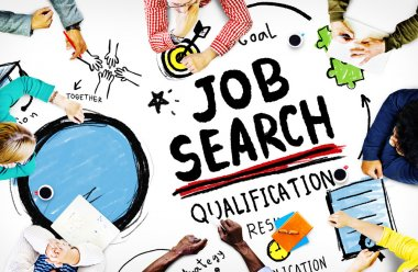 Job Search Qualification Concept
