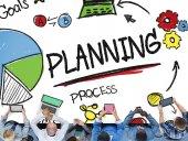 Plánování strategie hledání koncepce