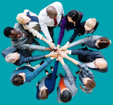 Business People Cooperation Concept
