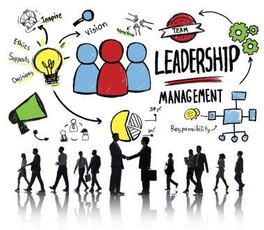 Leadership Management Concept