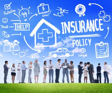 Insurance Policy Discussion Concept