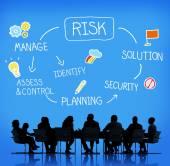 Fotografie Risk Management Concept