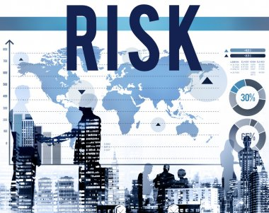 Risk Protect Secure Concept