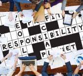 Fotografie Social Responsibility Reliability Concept