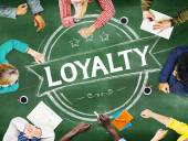 Loyalty Values Honesty Concept