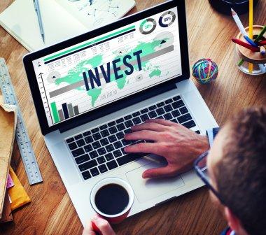 Invest Economy Finance Concept