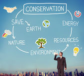Fotografie Conservation Earth Ecology Concept