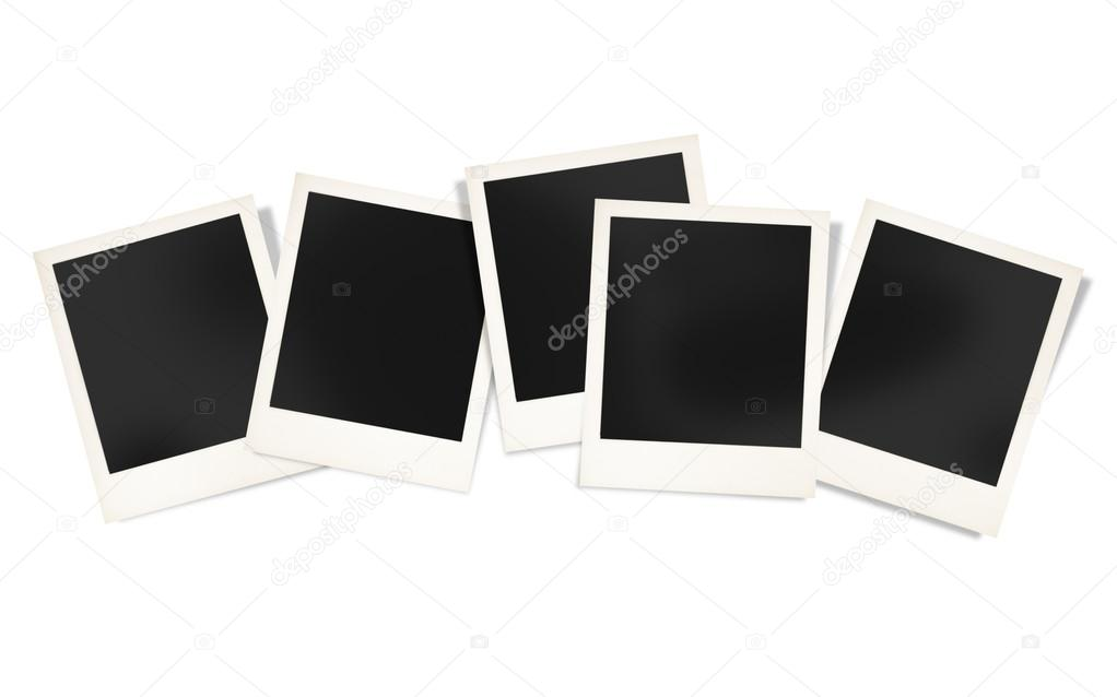 Polaroid-Papier-Fotografie-Konzept — Stockfoto © Rawpixel #78194370