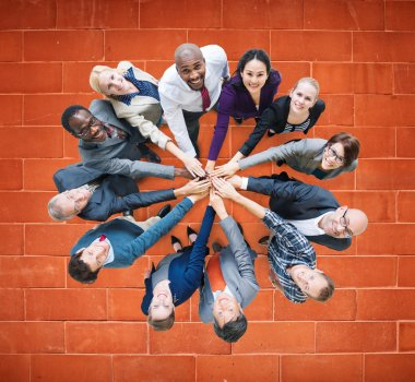 Business People and Togetherness Concept