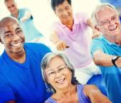 Nyugdíjas felnőttek tevékenység fogalma