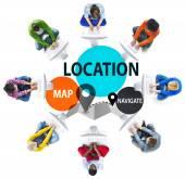 Mapa režijní koncepce