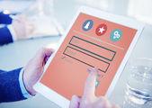 E-mail heslo Identity, koncept členství