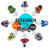 Výzkum hledání hledání informací koncept