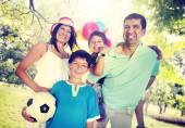 Rodinné štěstí rodiče dovolená