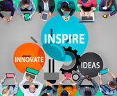 Inspirovat nápady koncept