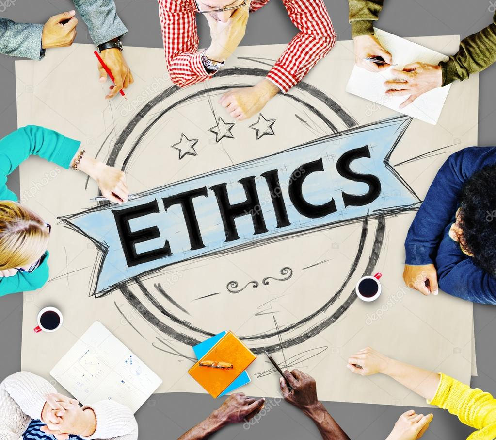 concept of ethics Chapter 1 ± ethics & business ethics is the principles of conduct governing an individual or a group it is the study of morality morality are the standards that an individual or group has about what is right and wrong, or good and evil.