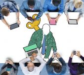 Fotografie Startup Business Activation Concept