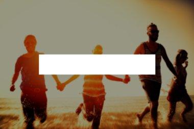 Summer Togetherness Concept